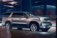 2022 chevy suburban The standard engine will be a 5.3-liter V8 that makes 355 horsepower